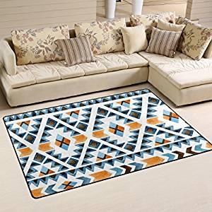 alfombras estilo etnico