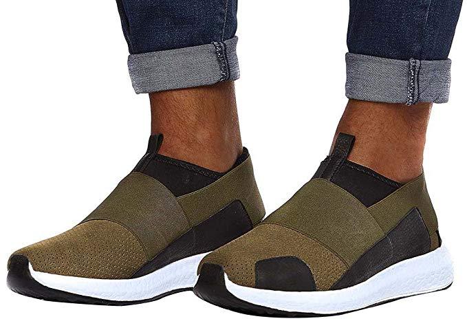 zapatillas estilo etnico para hombre