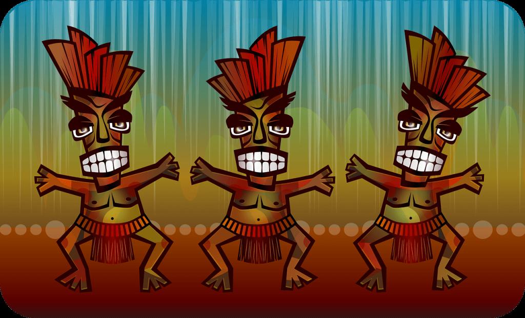 inspiracion decoracion azteca