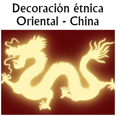 DECORACION ORIENTAL CHINA