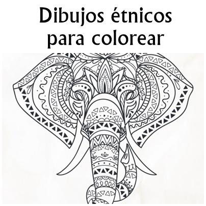 dibujos para colorar