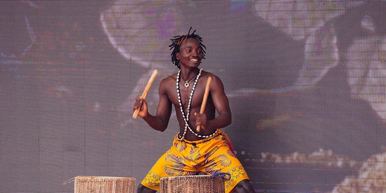 danza etnica africana