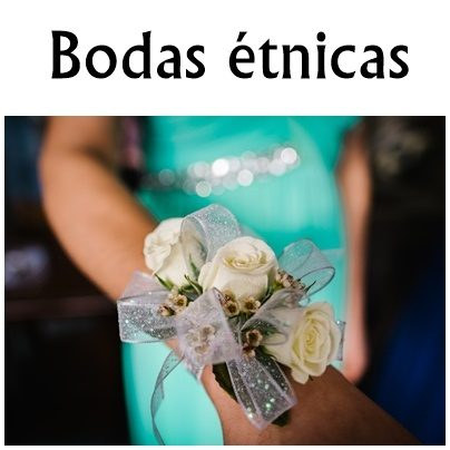 BODAS ETNICAS