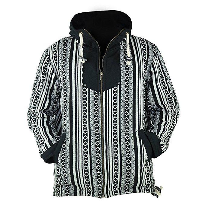chaquetas estilo etnico hombre