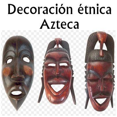 DECORACION AZTECA