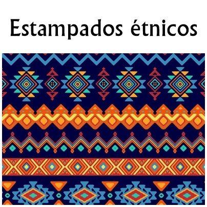 estampados etnicos moda