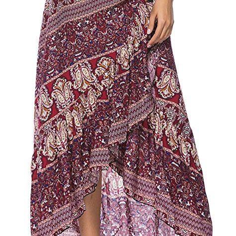 faldas estilo etnico