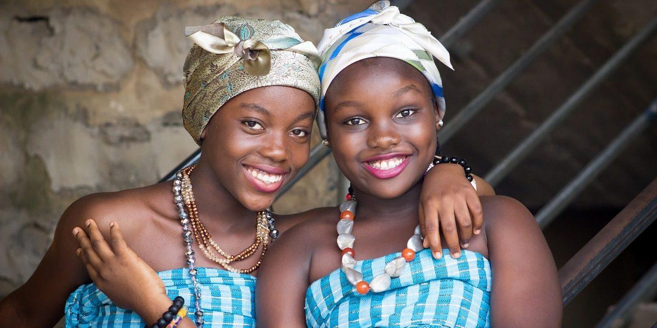 como vistenen africa