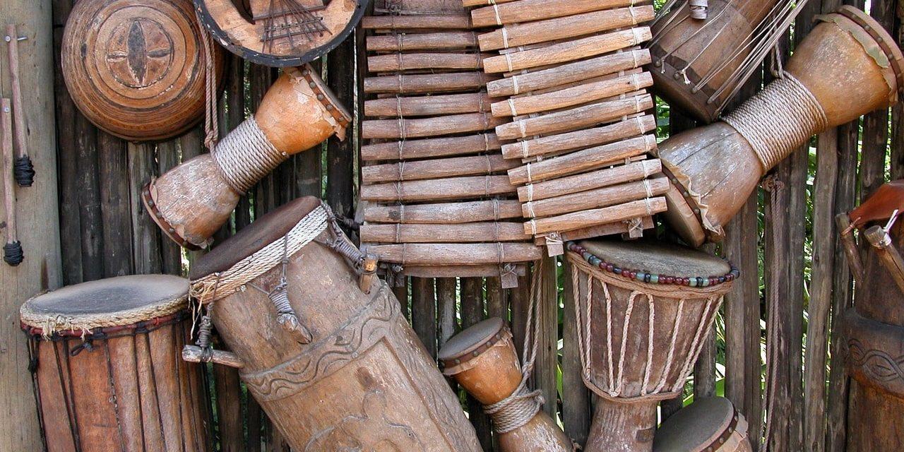 instrumentos musicales africanos