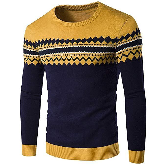 jersey estilo etnico hombre