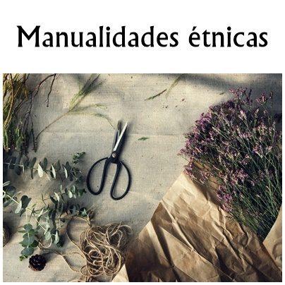MANUALIDADES DE ESTILO ETNICO