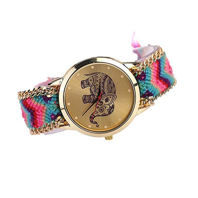relojes mujer estilo etnico