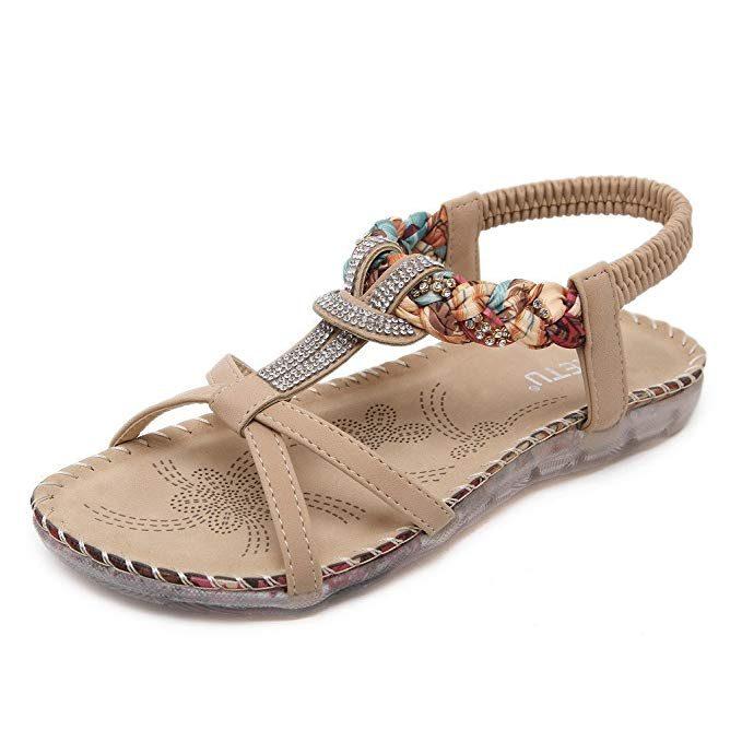 sandalias y botas etnicas
